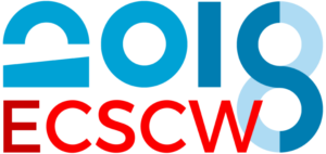 ECSCW - European Conference on Computer-Supported Cooperative Work