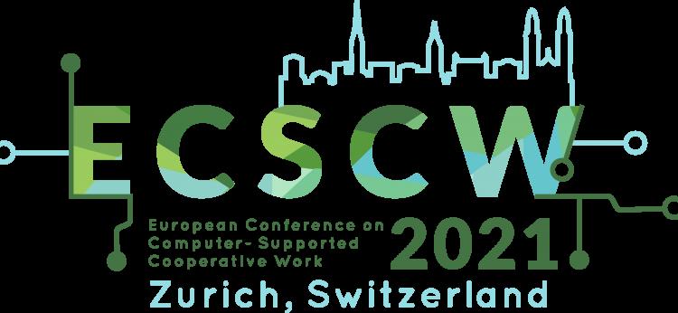 ECSCW 2021 in Zürich